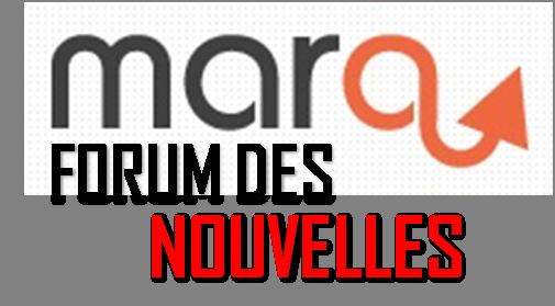 Logo Mara forum des nouvelles