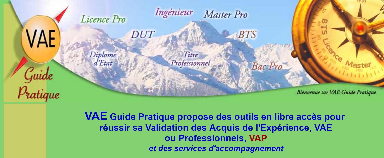 Acueil site VAE